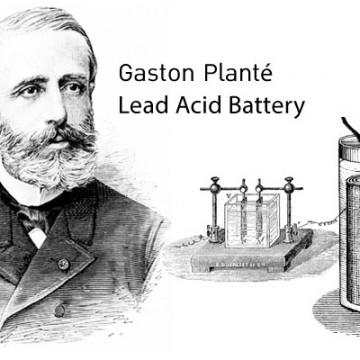 Gaston-Plante