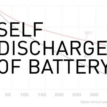 self-discharge